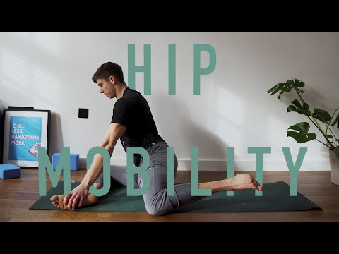 12 Minute Hip Mobility Routine (FOLLOW ALONG)