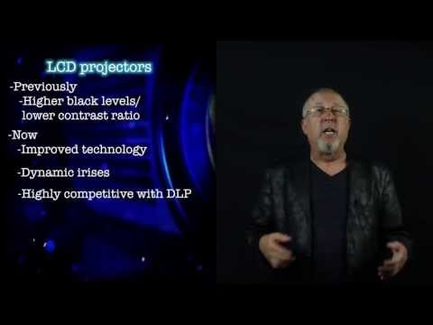 DLP vs. LCD vs. LCoS Technology: Part 1 by Projector Reviews TV