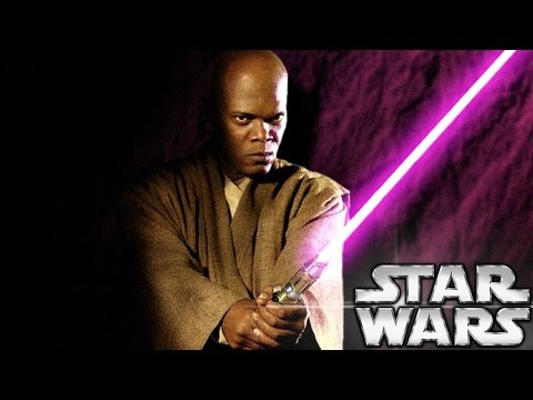 How Powerful Was Mace Windu- Star Wars Explained