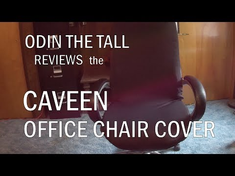 Caveen Office Chair Cover Review