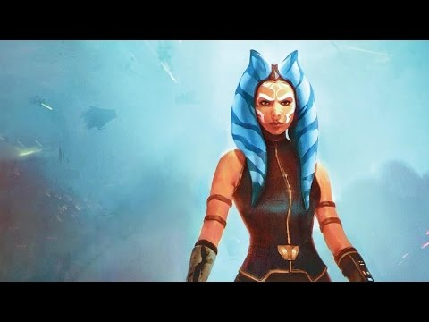 The Star Wars: Ahsoka Book is Must For Clone Wars Fans