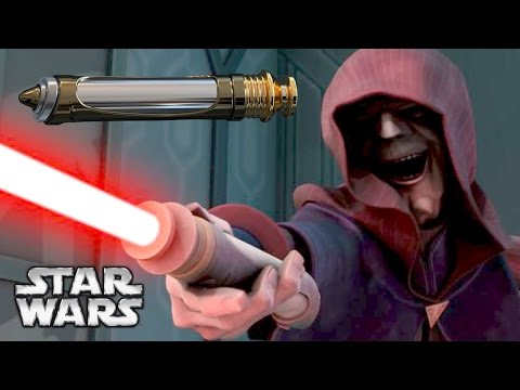 The Rare Metal in Darth Sidious's Lightsabers - Dark Forces Lore Play #4