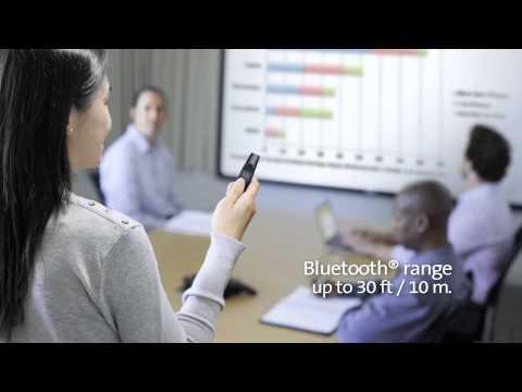 K39524_Kensington Presentair™ Bluetooth® Presenter, Laser & Stylus