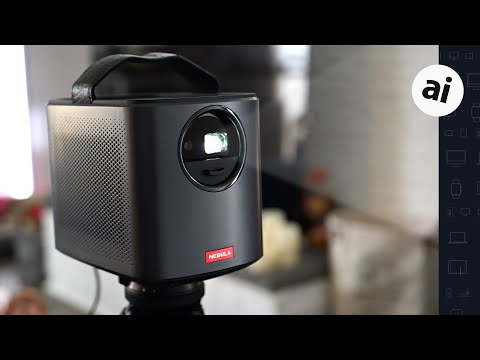Review: Anker Nebula Mars II Portable Projector Is Great For Streaming & Gaming