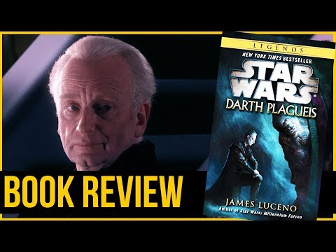 Darth Plagueis Book Review | Star Wars Book Review | Star Wars Lore