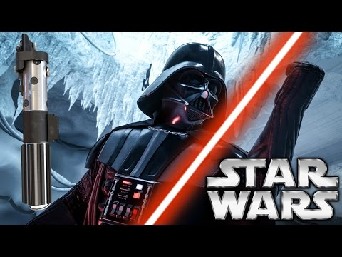 What Happened to Darth Vader's Lightsaber (Canon) - Star Wars Explained