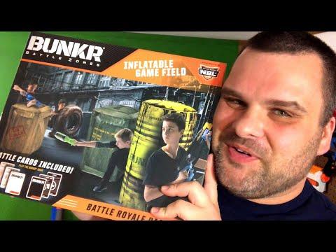 BUNKR Battle Zones - Battle Royale Pack - REVIEW
