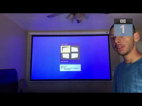 How to use Quick Corner on a EPSON Projector