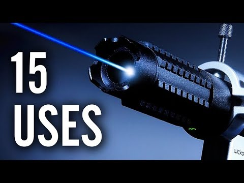 15 Uses for Lasers