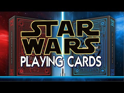 Deck Review: Star Wars Playing Cards by Theory 11