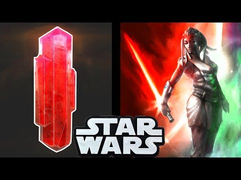 THE ONLY JEDI THAT USED A RED LIGHTSABER!! - Star Wars Explained