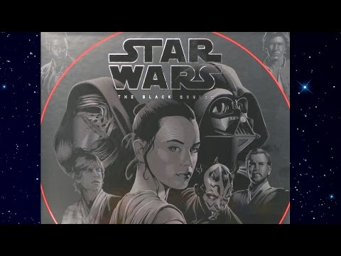 Trivial Pursuit Star Wars The Black Series from Hasbro