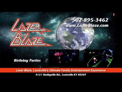 Lazer Blaze Ad
