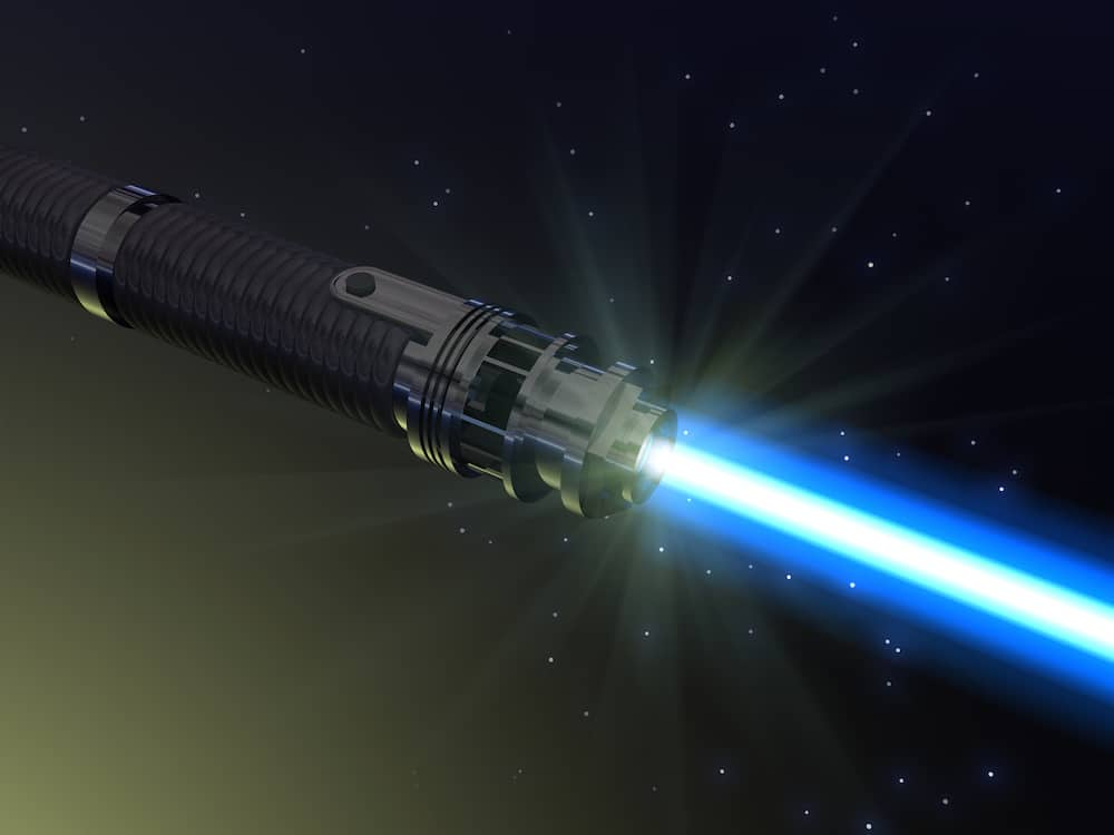 lightsaber sound