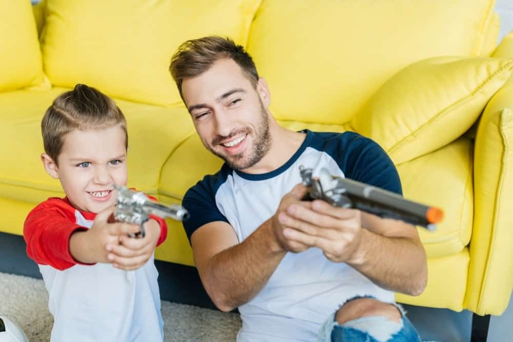 Best Toy Guns for Adults