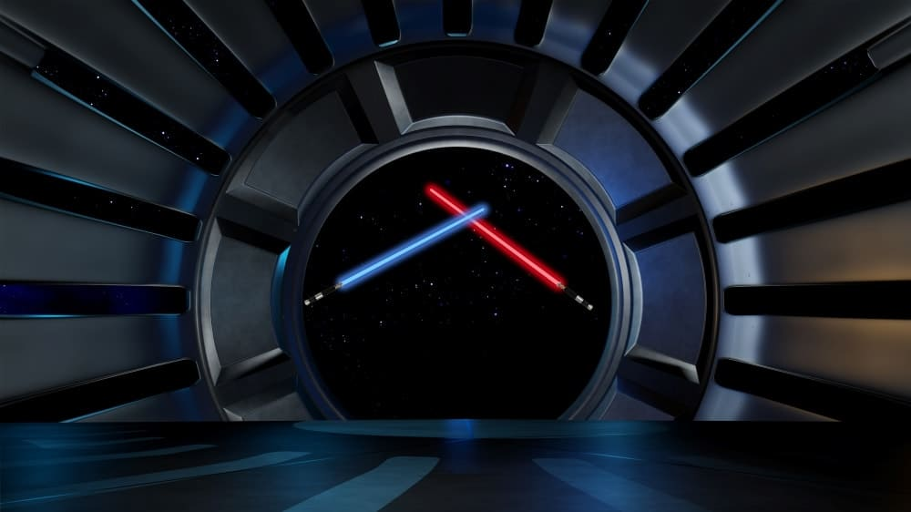 Lightsaber Throw: Is It an Actual Canon Move
