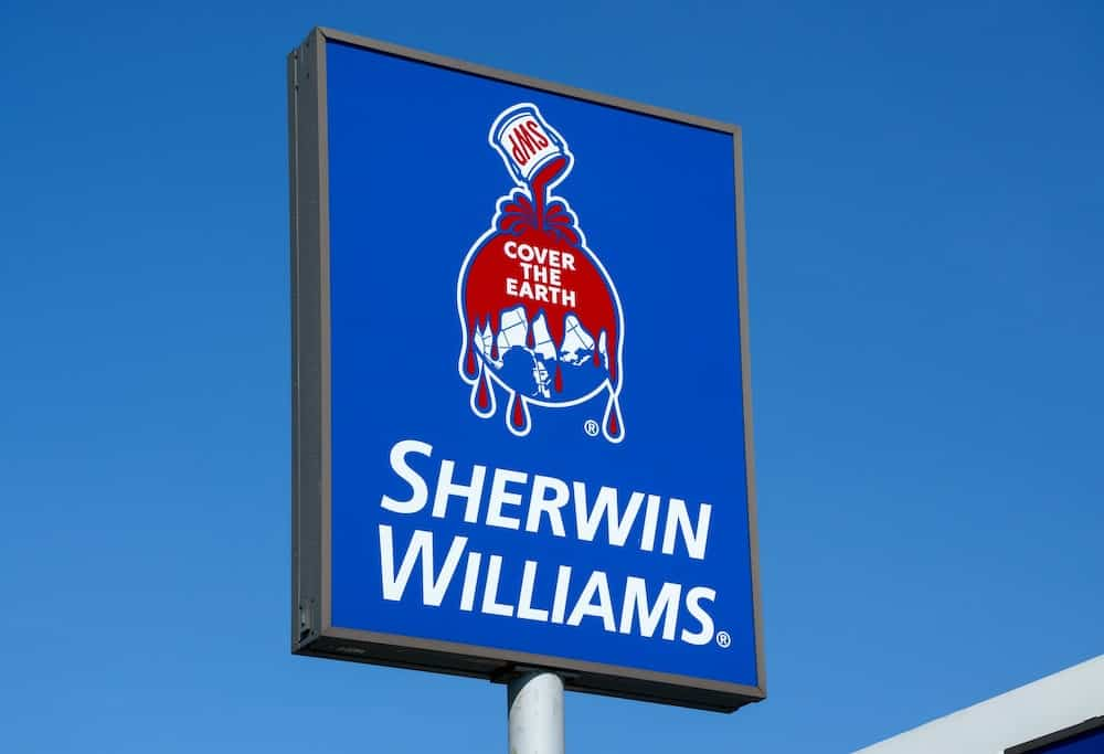 sherwin williams projector screen paint