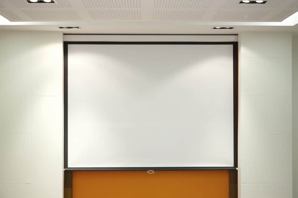 What is the Best Projector Screen Material