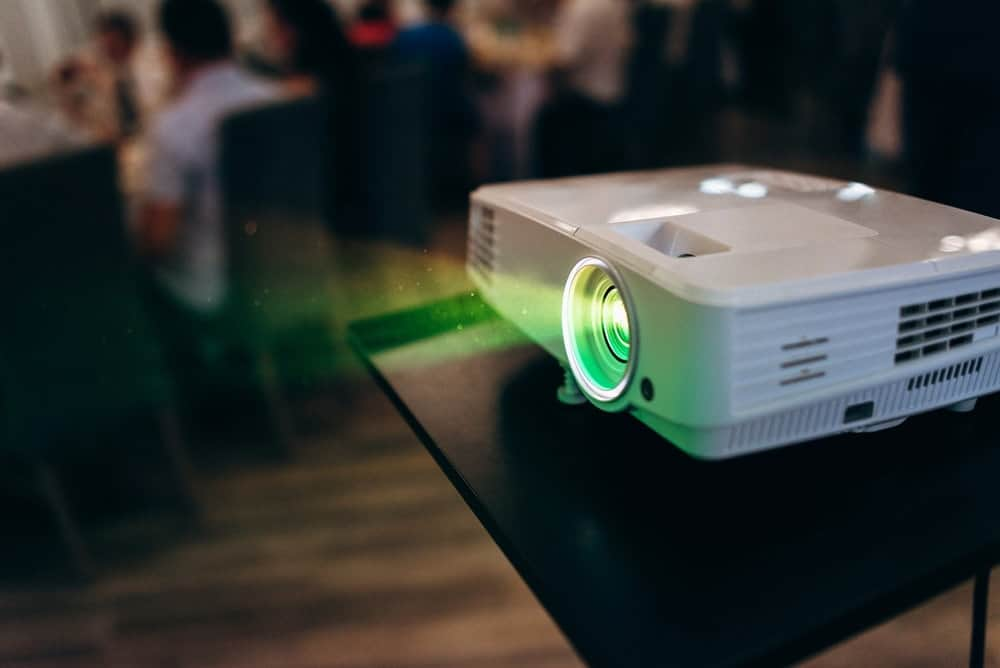 a projector for rent