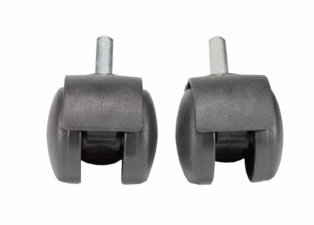 two office chair caster wheels