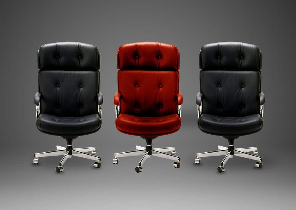 three big and tall office chairs