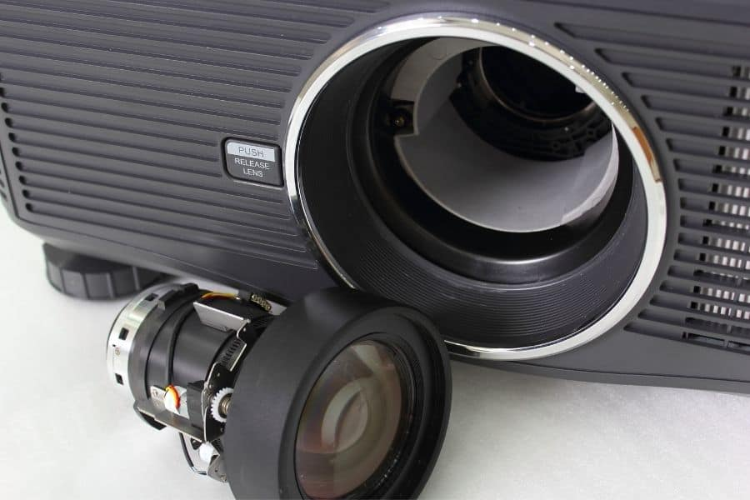 upgrade a projector