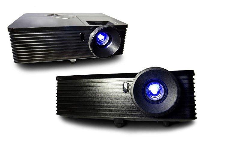 720p and 1080p projectors