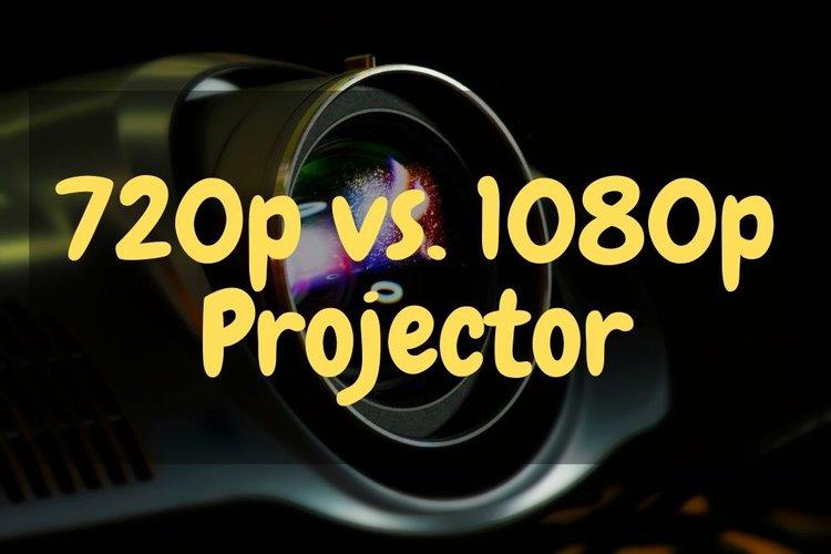 720p vs. 1080p Projector Comparison