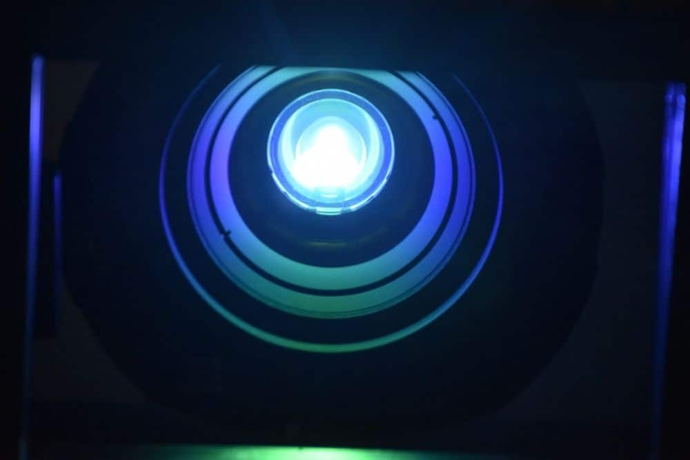 A Projector Lamp