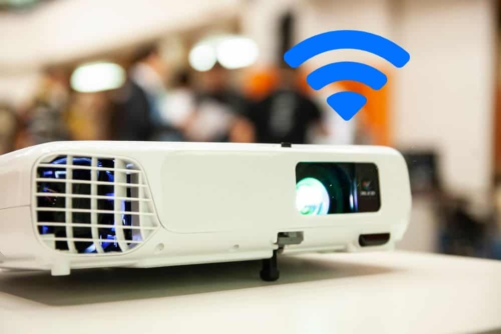 Epson Projector Connecting To Wi-Fi