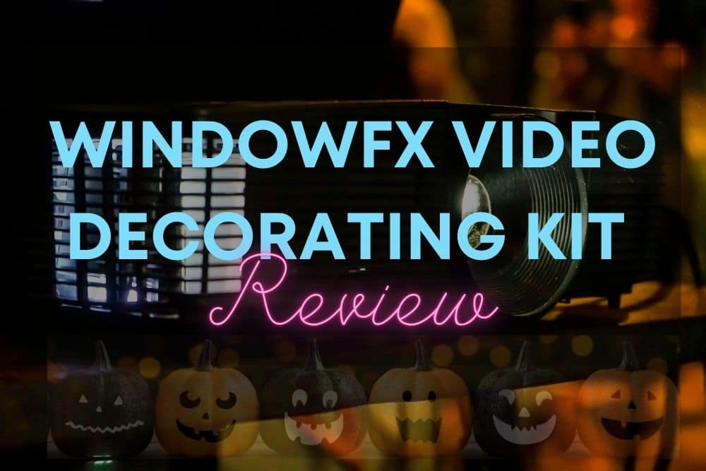 WindowFX Video Decorating Kit Review