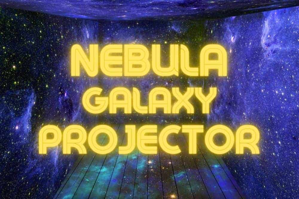 nebula galaxy projector review