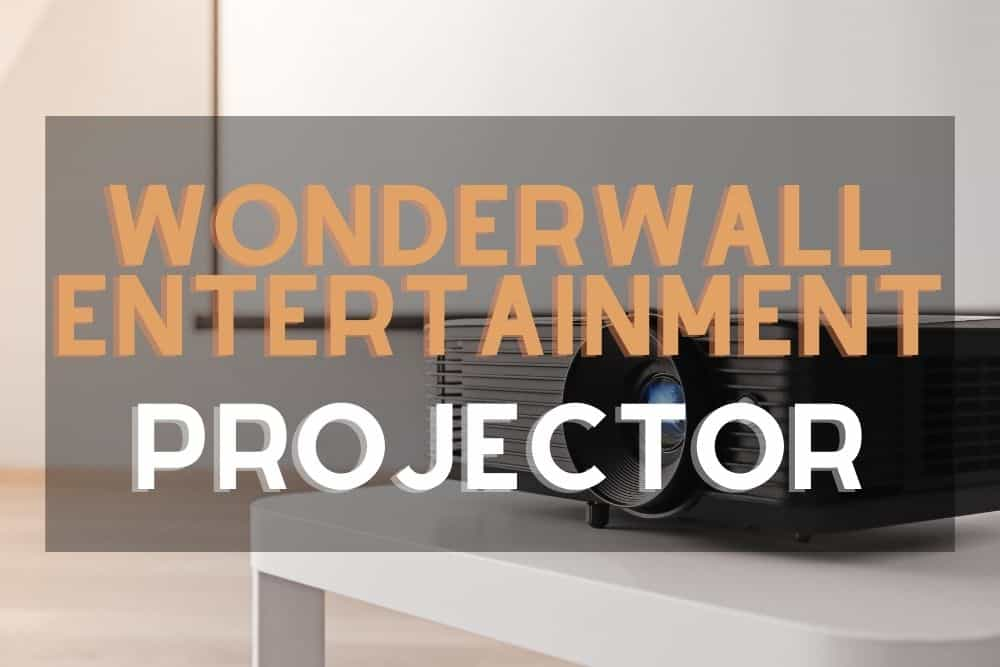 Wonderwall Entertainment Projector Review