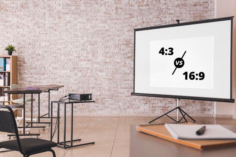 4:3 vs 16:9 projector screen
