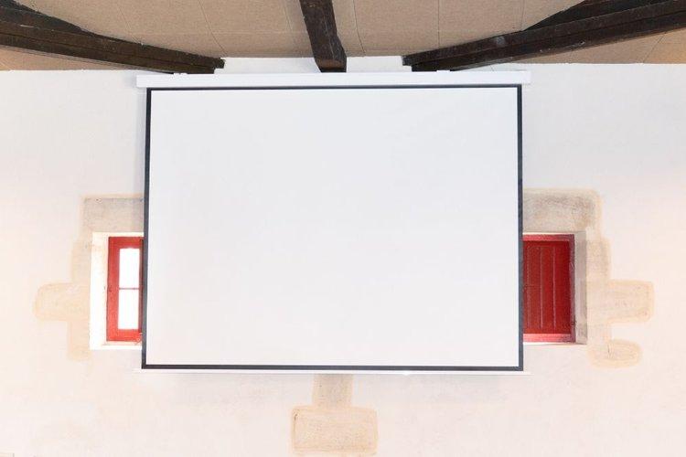 Determine the Screen Location