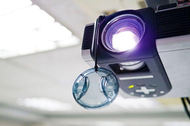 bulb projector