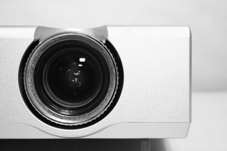 A Projector Producing No Light