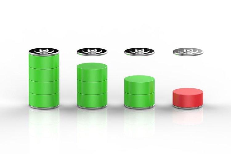 battery capacity of speakers