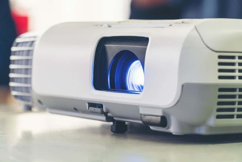 the epson projector lamp runs bad and keeps shutting down