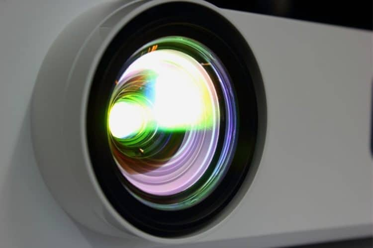 Dynamic Iris of Projector