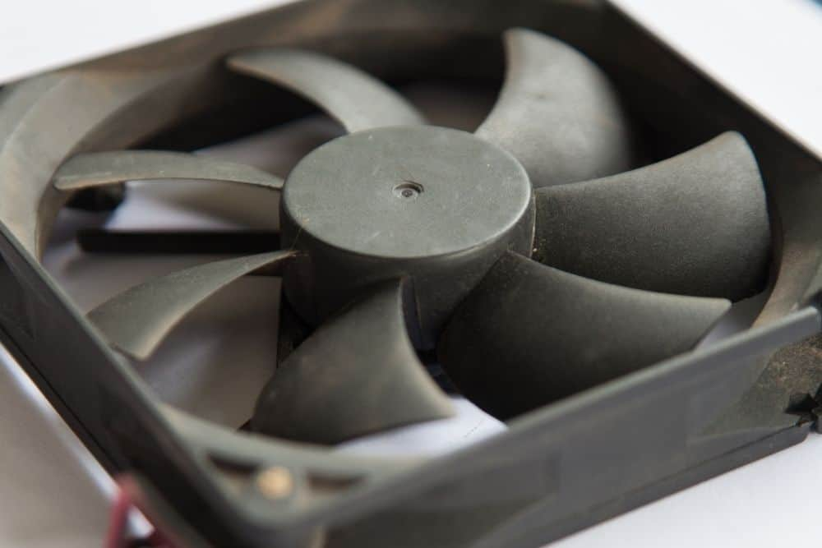 Optoma Projector Fan Getting Locked