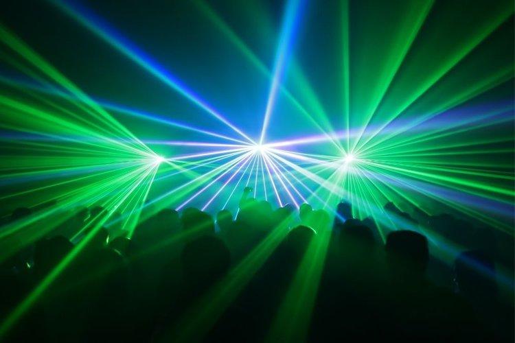 laser show projectors