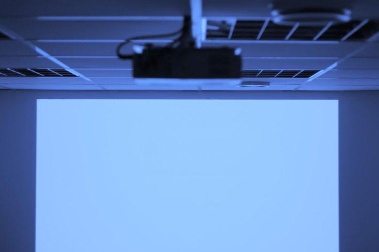 wall projector screen
