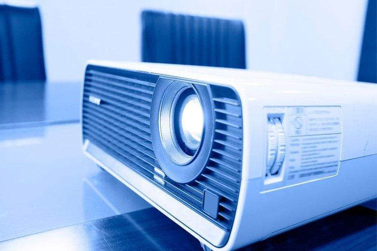 120 Hz projector
