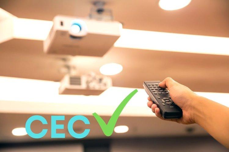 HDMI ARC enables the CEC feature