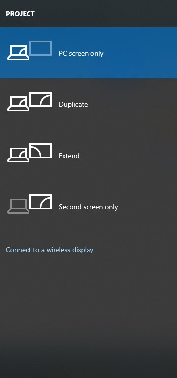 Video Output Settings