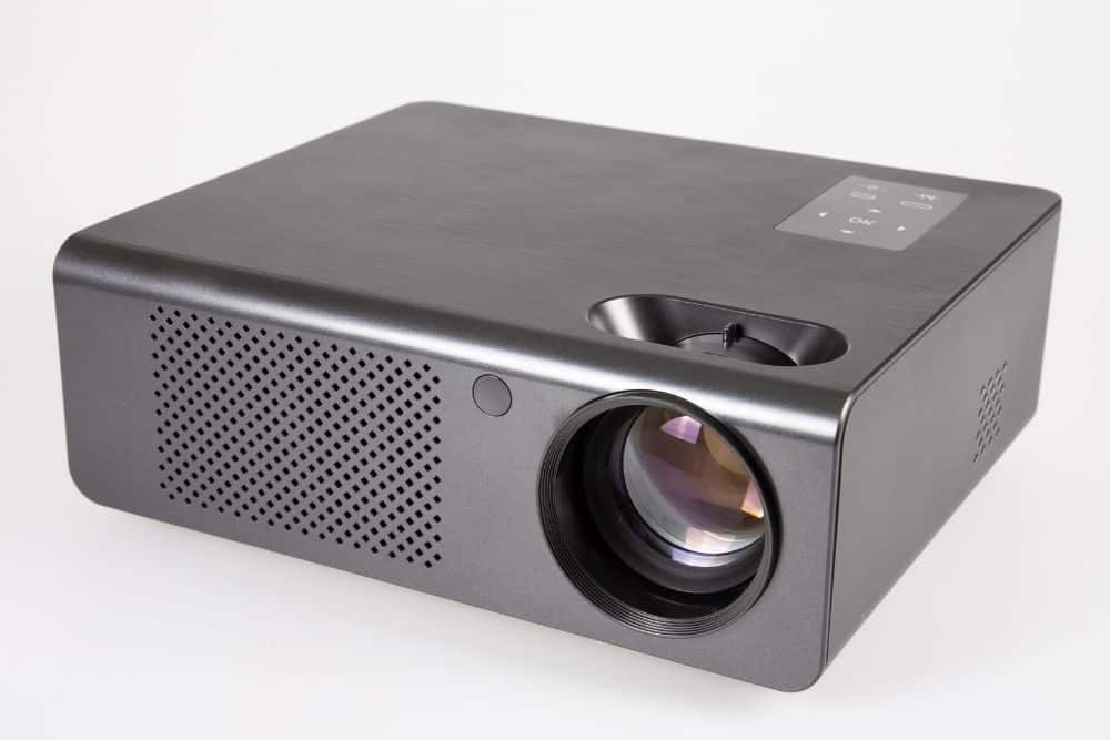 a modern driver free projector