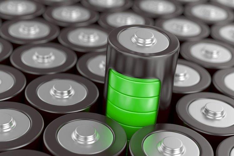 battery capacity for laser pointer