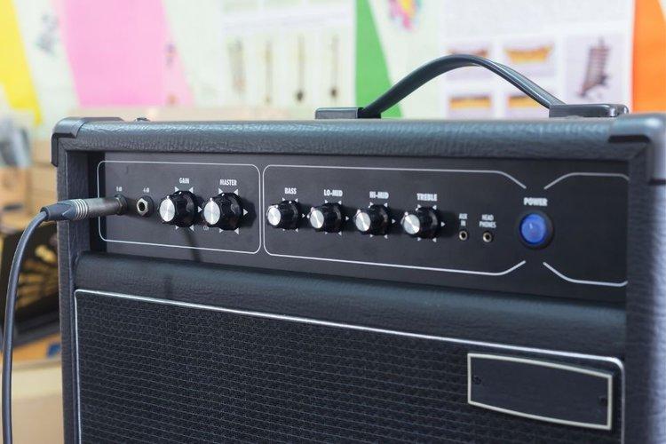 connect passive soundbar to amplifier