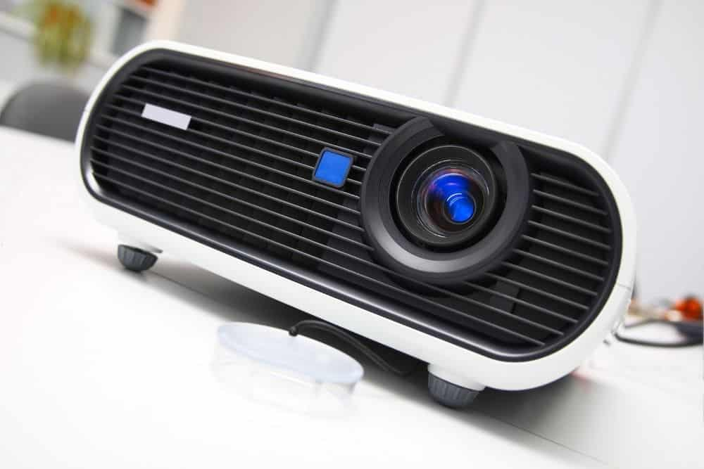 projector needs a projector driver